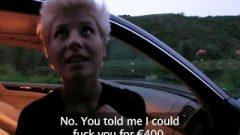 PublicAgent HD Blonde Lesbian Takes Penis For Money