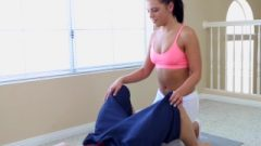 HD PornPros – Steamy Rough Workout On Adriana Chechik's Pussy
