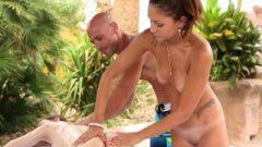 HD PornPros – Tali Dova & Ariana Marie Kissable Fuck Session By The Pool