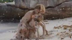 New Porn Video In HD In Beach