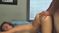 Lovely And Unashamed 18yo Giselle Garrou Ruined From Behind HD