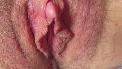 Close Up Huge Clit Masturbating And Cumming Full Video HD