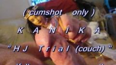 BBB Preview: Kanika HJ Couch Trial (AVI High Def Preview No SloMo)