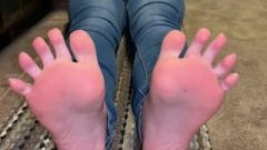 Soft Soles On A Juicy Pawg HD