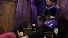 MINI MOVIE Pedicure Bargain HD AliceInSissyLand.mp4