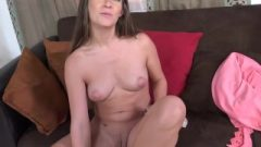 Cassidy Klein Pleases A Massive Black Dick With Her Feet