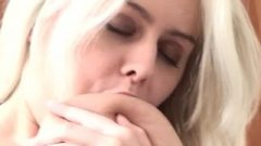 Busty Pamela Masturbate In Kitchen With Corn Toy