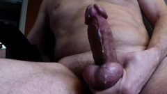 Str8 Dude Wanks Penis