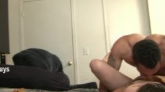 A Provocative Latino With A Cute Dick.