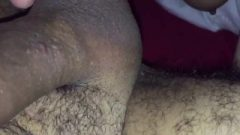 MILF Jerking And Eating Dick His Dick