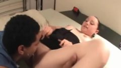Amateur Wife Interracial Fuck. Big Black Dick In Bedroom With Enormous Butt Homemade
