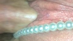 Close Up Huge Tool Powering Into My Tight Pussy