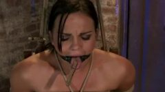 Mackenzee Pierce – Tied Up In A Chair With A Dildo