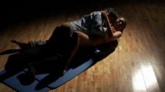 Part Cut Banging Sensuous Slut Yoga