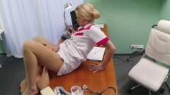 Fakehospital Sex Prescribed By Provocative Nurse