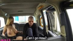 Chick Fake Taxi – Guy Submitted By Fair-haired Nice Women
