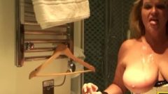 Dominated Uk Granny Submits To Maledom