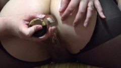Lesbos In The Kitchen Anal