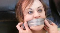 Carlyelle Tied Up And Gagged