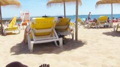Beach Public Self Gratification