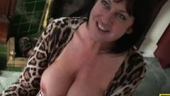 Busty Mature Controlled With Doggystyle