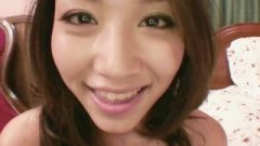 Innocent Teen Japanese Gives A Provocative Pov Blowjob