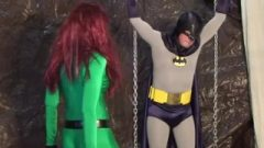 Batman Controlled And Degraded By Poison Ivy – Directors Cut