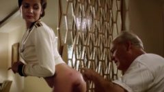 Catalina Rodriguez – Flashing Her Innocent Ass-Hole Asshole To Old Guy – Magic City