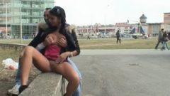 Zuzana Eremiasova Sex In Geniune Public Place