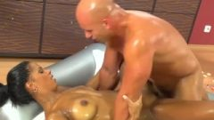 Inviting Chocolade Nubile Slippery Nuru Massage